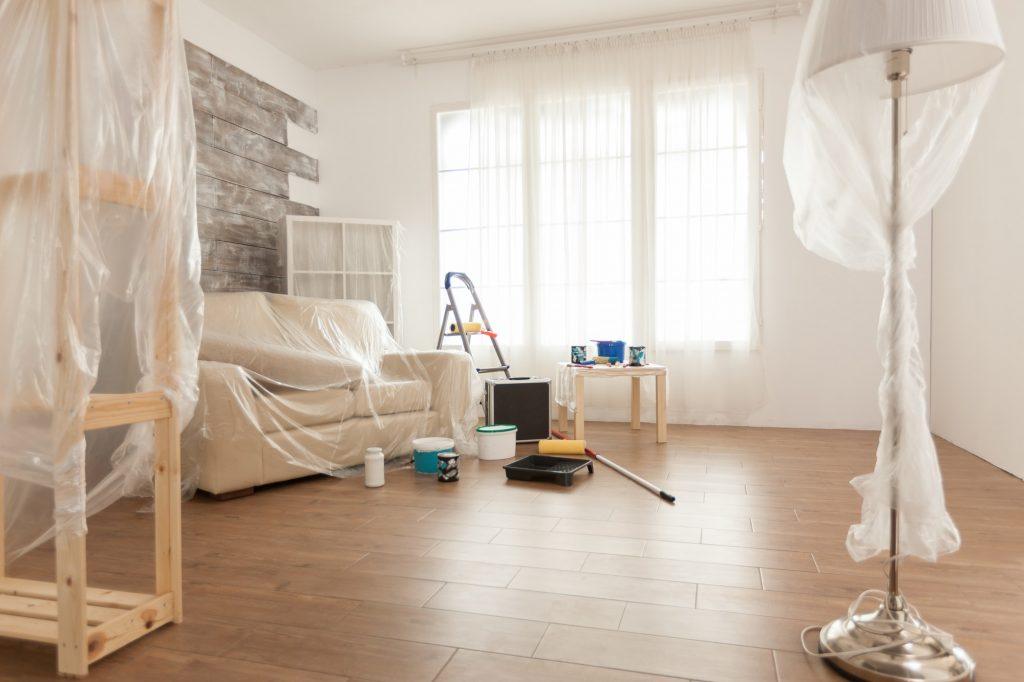 Apartment professional renovation